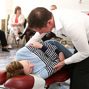chiropractic care wigan